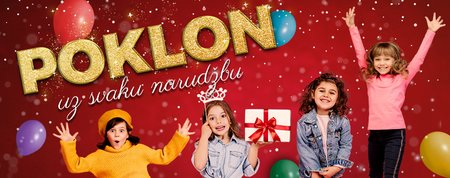 Predbožićna kupnja poklona: Kupite igračku i osvojite dodatni poklon